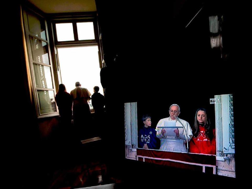 Hat die katholische Kirche das Ausmaß der Missbrauchsfälle vertuscht?  | Foto: dpa