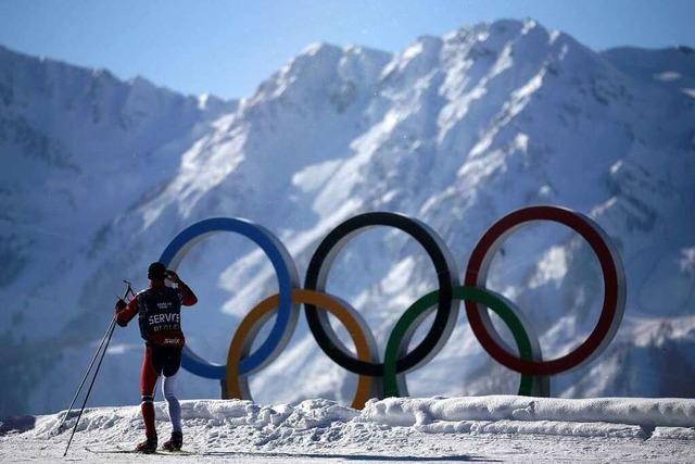 Quiz: Holen Sie mit Ihrem Olympia-Wissen die Goldmedaille?