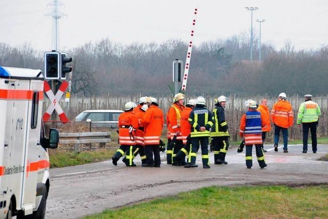17-jähriger Schüler auf Bahnübergang von Zug erfasst und tödlich verletzt