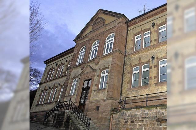 U-3-Betreuung in der alten Schule