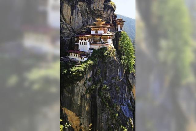 Königreich Bhutan: Land des Glücks