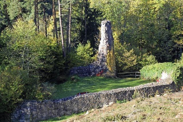 Jumelage mit Wanderfreunden von Dambach la Ville