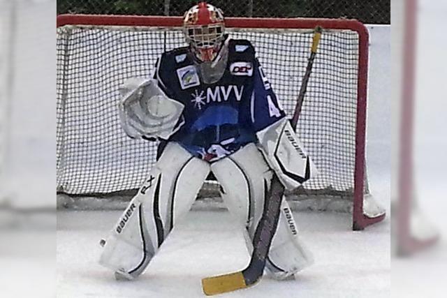 Fabian Bauch aus Rheinfelden wandelt in den Spuren großer Eishockeyspieler