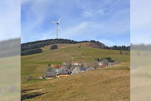 Bürgerinitiative gegen Windrad Hochgescheid