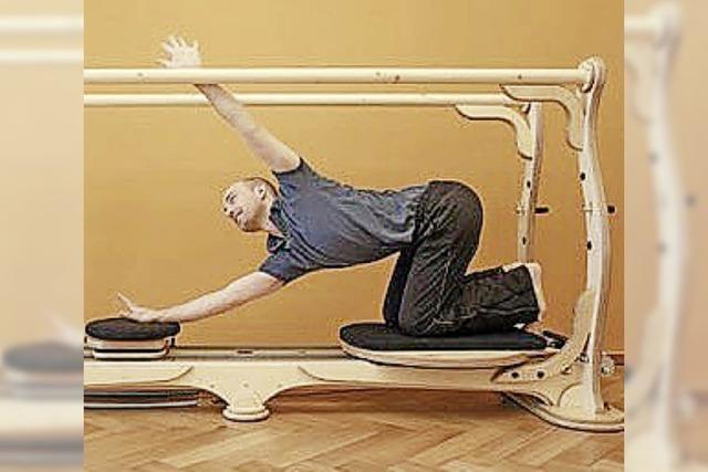 Den Körper in Balance bringen