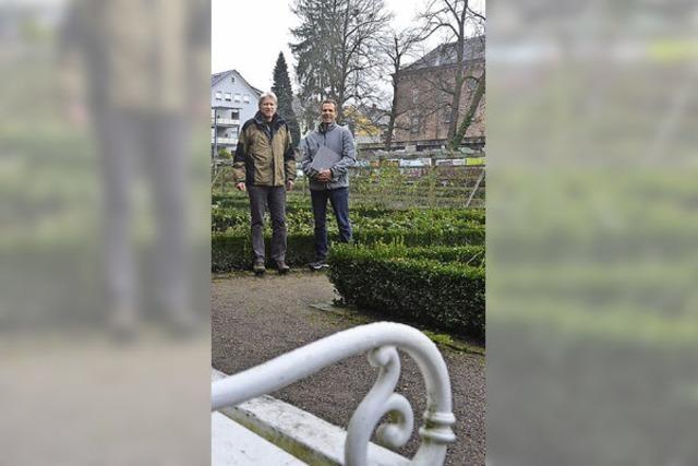 Ehrenamt für den Rosengarten: Gärtner suchen Helfer