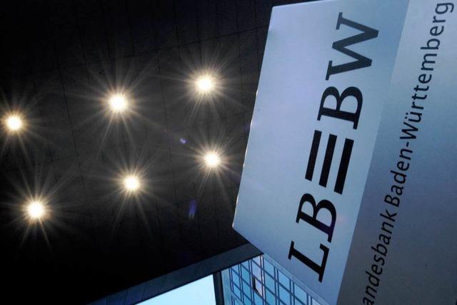 Aufarbeitung der Finanzkrise: Ex-Chefs der LBBW vor Gericht