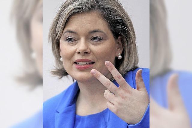 Julia Klöckner über die Große Koalition
