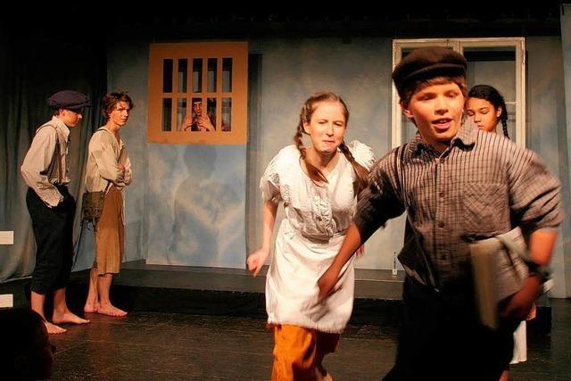 Kinder- und Jugendtheater zeigt Tom Sawyer