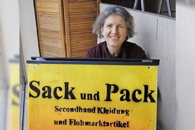Sack und Pack: Da steckt