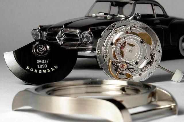 Borgward-Uhrmacher in Bremen bestohlen – 100.000 Euro Schaden