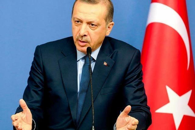 Die Türkei zensiert das Internet