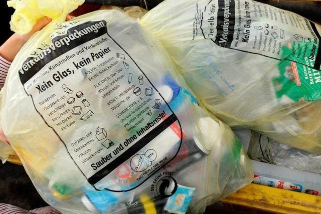 Firmen schummeln beim Gelben Sack – Geld für Recycling fehlt