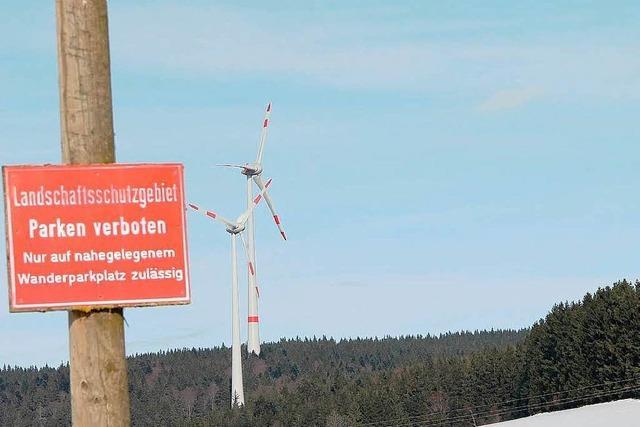 Windkraft-Standorte im Hochschwarzwald wackeln