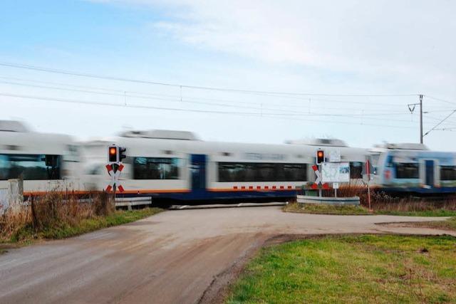 Tödlicher Unfall: Öfter Gleisüberschreitungen am Unglücksort