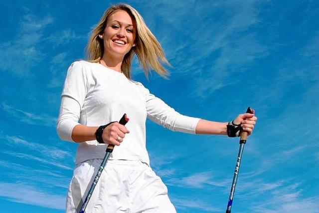 Hirnforscher bestätigen: Walken belebt das Oberstübchen