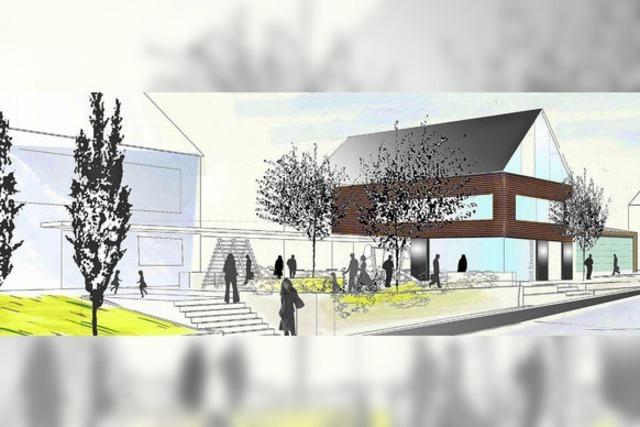 Adieu, altes neues Rathaus(zentrum)
