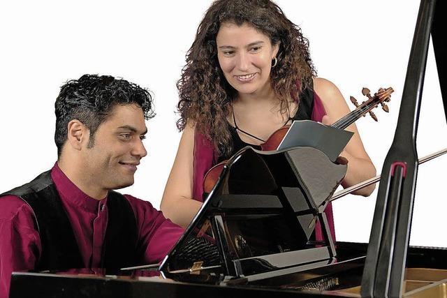 Duo Appassionata spielt in Ettenheim