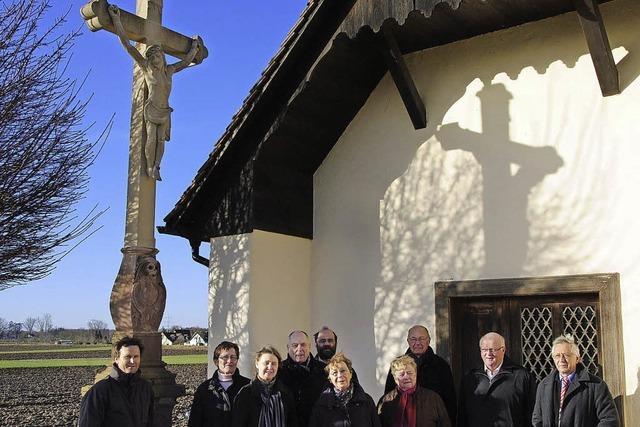 Das Kreuz grüßt wieder ins Land