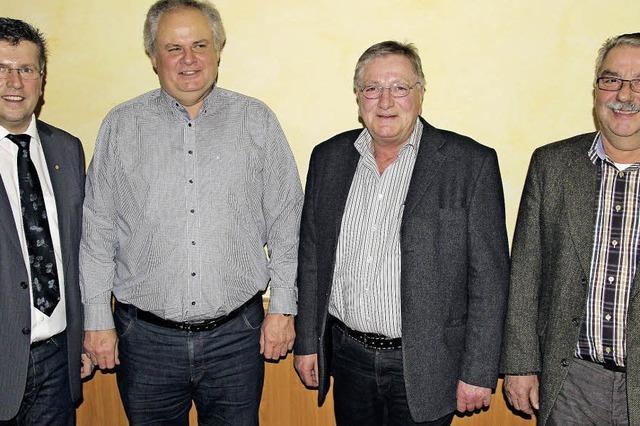 Ein Triumvirat führt jetzt die Bötzinger Sänger