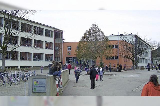 Kastelbergschule wird Gemeinschaftsschule