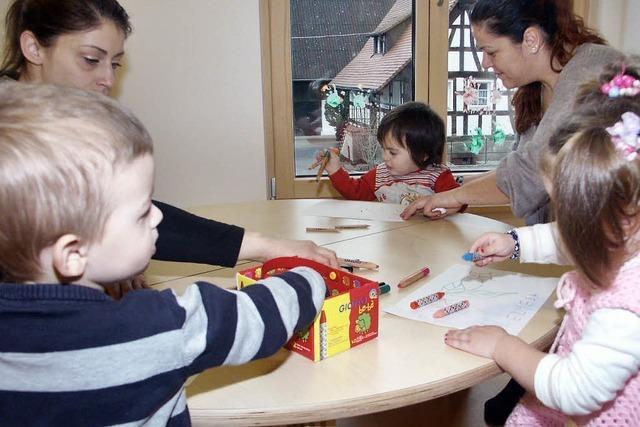 Neue Kindertagesstätte an der Alten Bundesstraße in Gundelfingen ist eröffnet