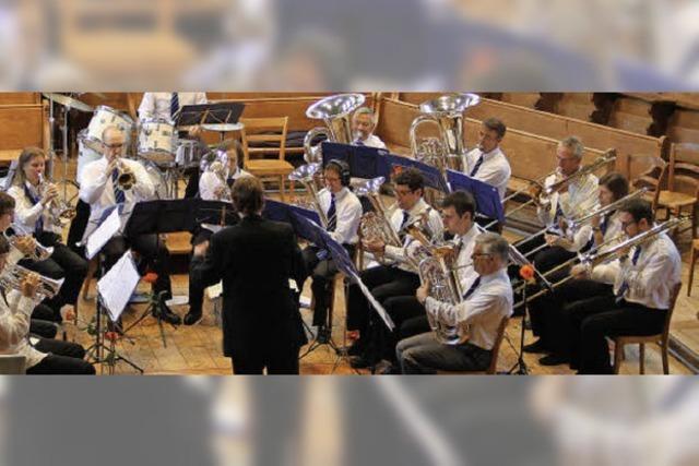 Großer Konzertabend in Dossenbach