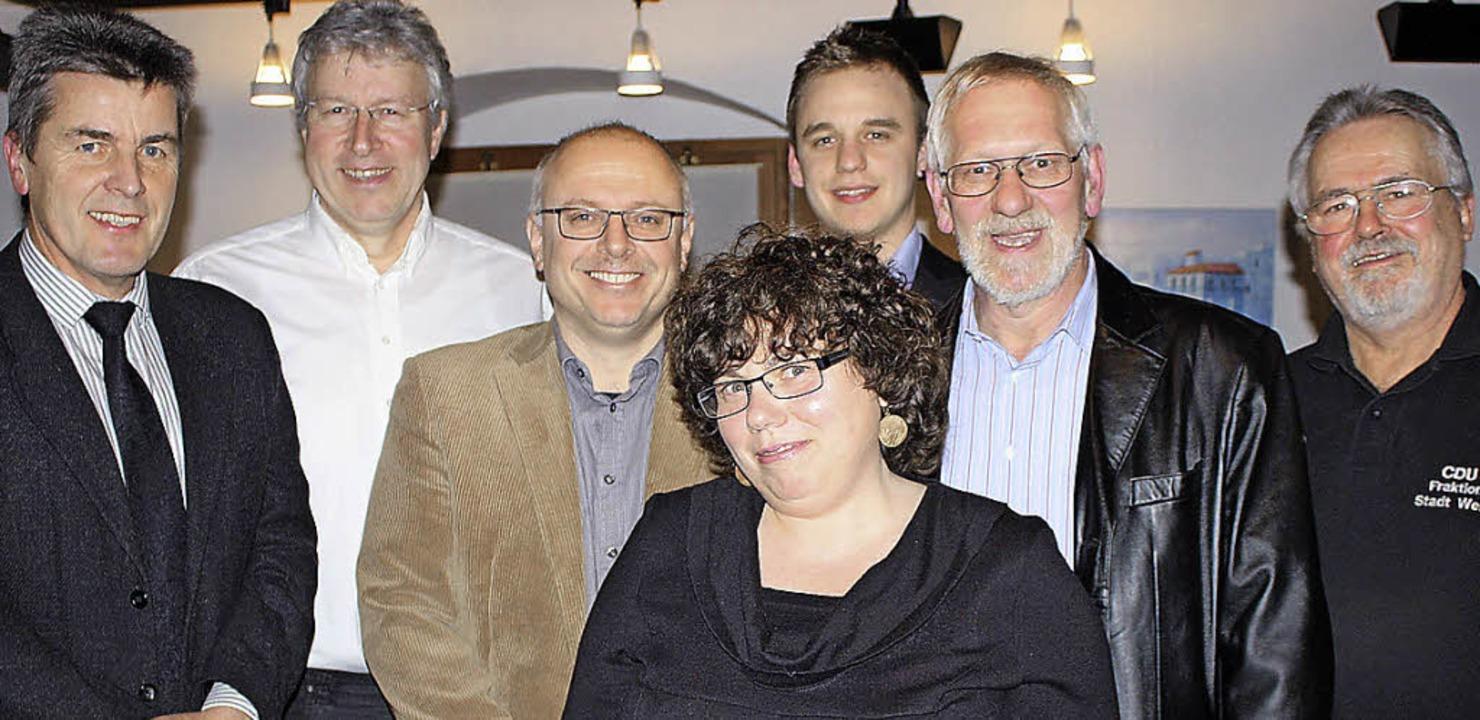 Paul Erhart will in den Kreistag - Wehr - Badische Zeitung