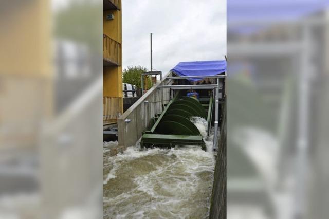 Strom aus dem Wasser ist nicht überall möglich