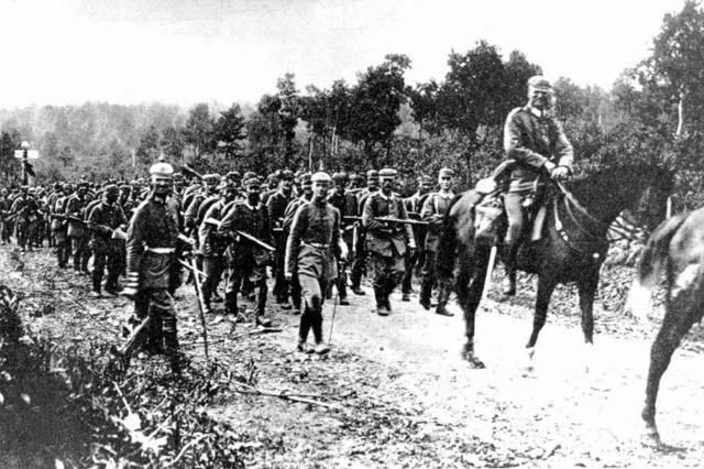 Die Badische Zeitung sucht Zeugnisse des 1. Weltkriegs