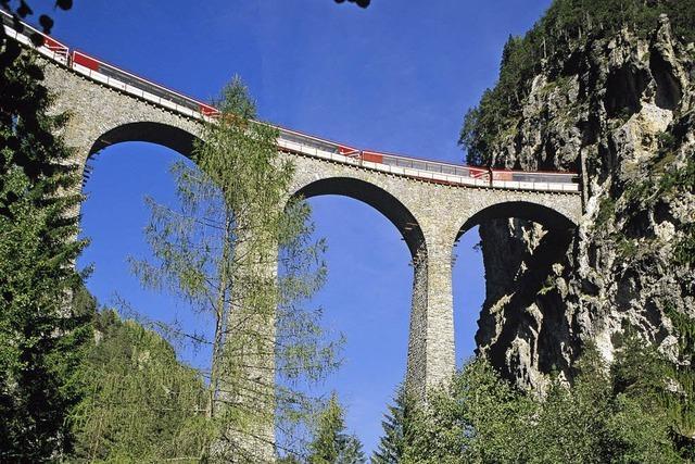 Schweizer entscheiden über Finanzierung ihrer Bahn-Infrastruktur