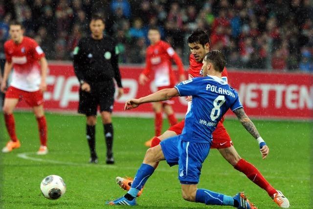 1:1 gegen Hoffenheim: Freiburg hatte den Sieg vor Augen