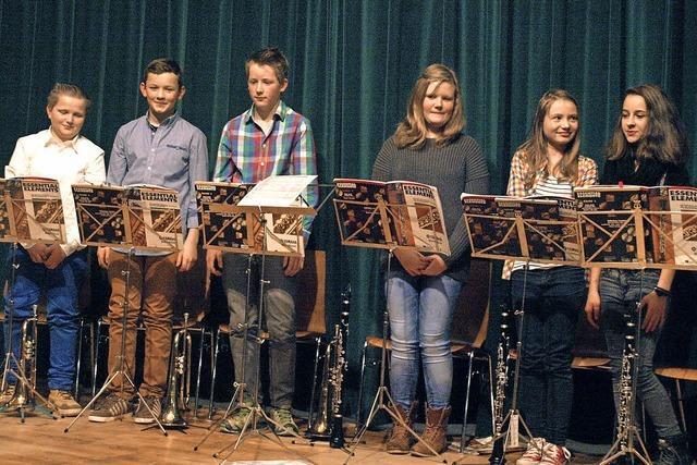 Musiker freuen sich über Nachwuchs