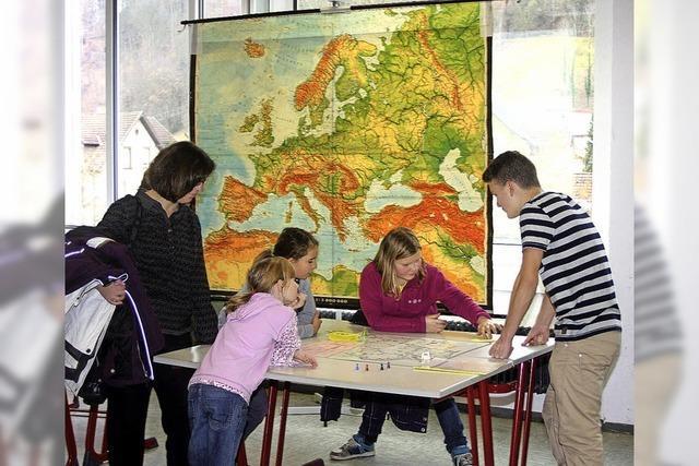 Großes Interesse an Lernwerkstatt