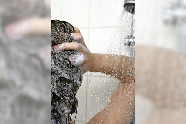 Wenn Duschen zur Gefahr wird
