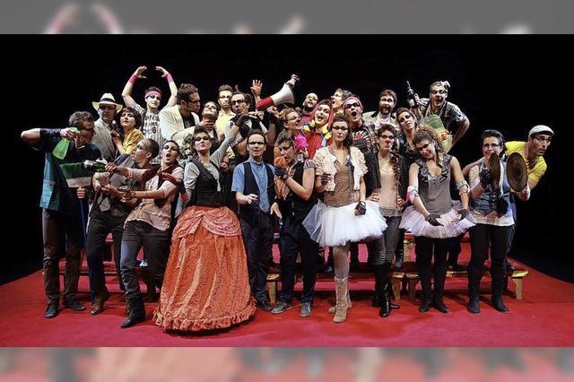Chor aus Katalanien im Stadttheater Haguenau