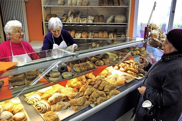 1300 Haushalte kaufen im Tafelladen ein - Tendenz steigend