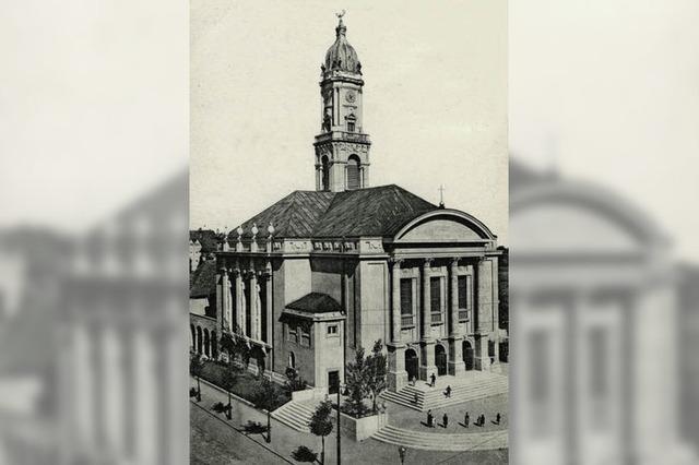 Glocken für die Lutherkirche