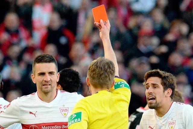 1:4 gegen Augsburg – Ohrfeige für den VfB
