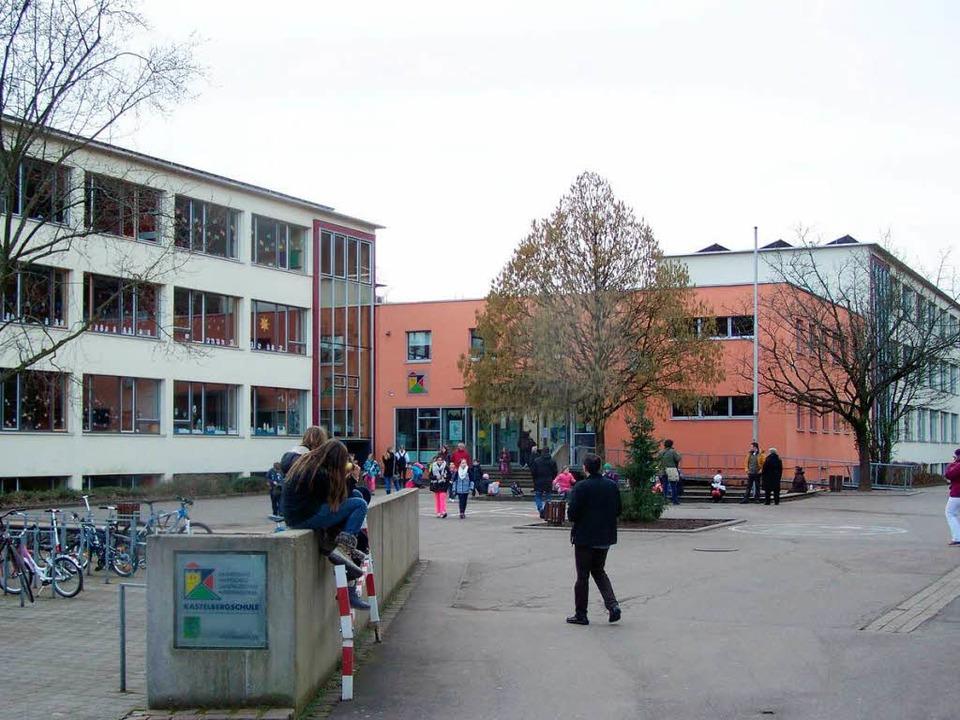 Kastelbergschule auf dem Weg zur Gemeinschaftsschule.  | Foto: Sylvia Timm