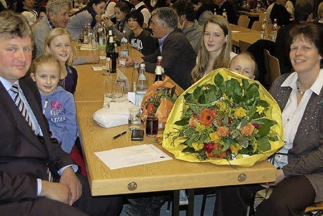 Glottertal feiert seinen Bürgermeister