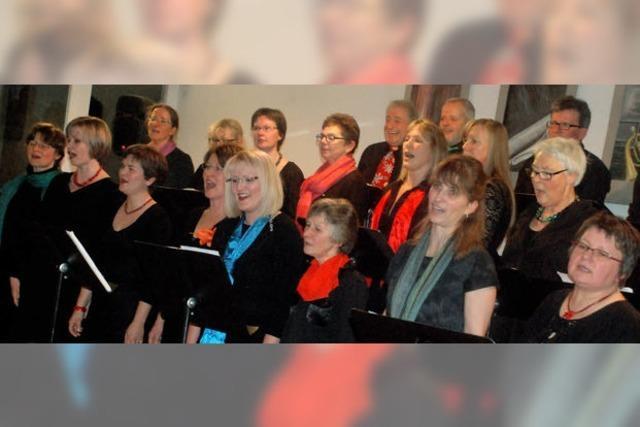 Ein Chor, der Emotionen weckt