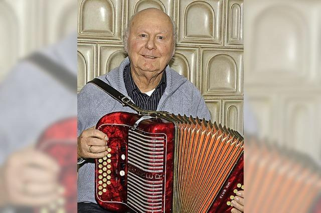 Hans Sauter wird 85 Jahre