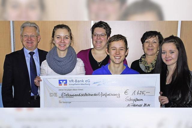 Kooperation zahlt sich für Friedrich-Ebert-Schule aus