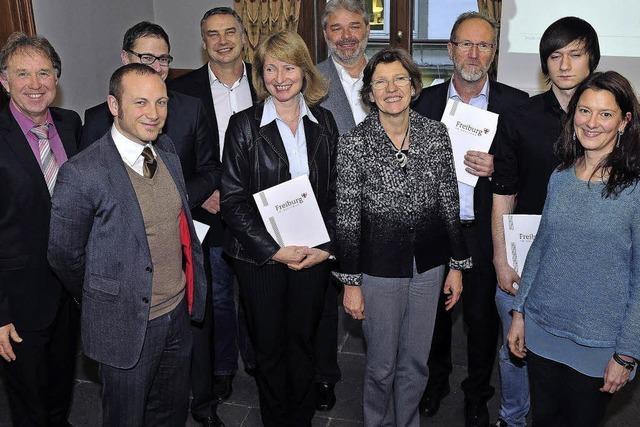 """Fünf Betriebe für die Teilnahme am Energiesparprogramm """"Ecofit"""" ausgezeichnet"""