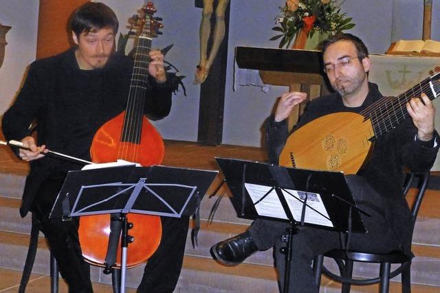 Hohe Musikalität, gepaart mit Leichtigkeit