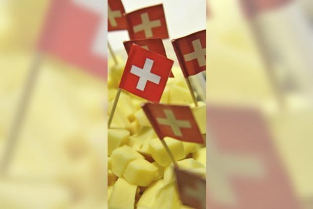 Brüssel will keinen Schweizer Käse