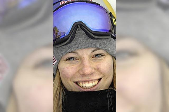 Ski-Freestylerin Lisa Zimmermann: Coole Debütantin