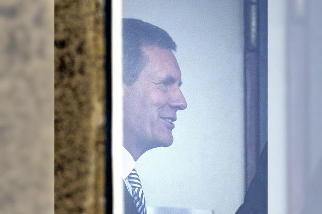 Wulff entlastet seinen Ex-Sprecher