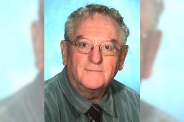 Manfred Lohr aus Wehr wird weiterhin vermisst